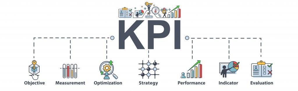 KPI icon chart